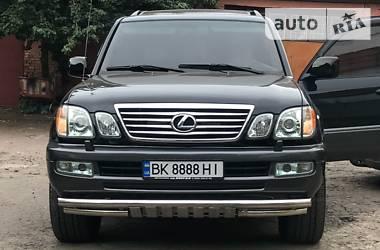 Lexus LX 470 2006 в Ровно