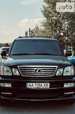 Позашляховик / Кросовер Lexus LX 470 2006 в Києві