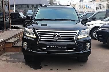 Lexus LX 570 GAS 2013