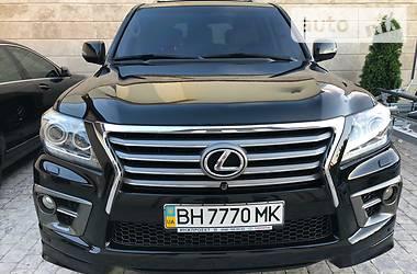 Lexus LX 570 2013 в Одессе