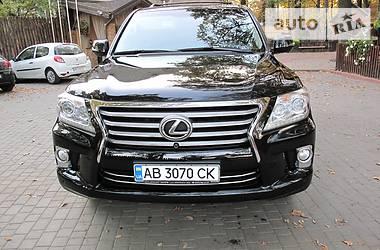 Lexus LX 570 2013 в Виннице