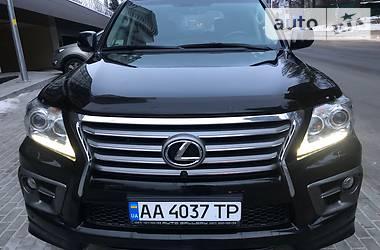 Lexus LX 570 2012 в Киеве