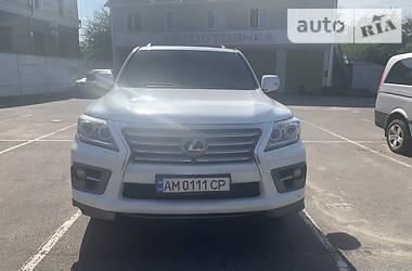 Lexus LX 570 2012 в Житомире