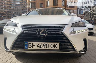 Позашляховик / Кросовер Lexus NX 300h 2019 в Одесі