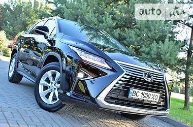 Lexus RX 200t 2017 в Дрогобичі
