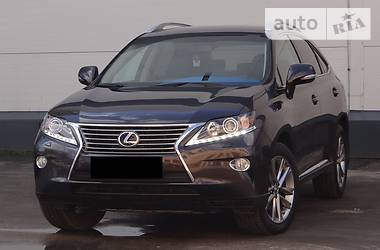 Lexus RX 350 NEW 2015