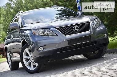 Lexus RX 350 — Officiall GAZ BRC—