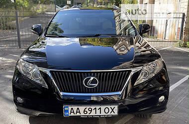 Внедорожник / Кроссовер Lexus RX 350 2011 в Киеве