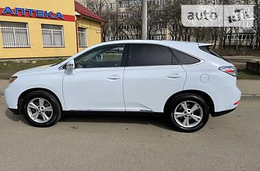 Lexus RX 450h 2011 в Черновцах