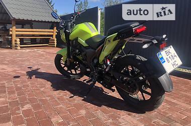 Мотоцикл Классік Lifan CityR 200 2020 в Сарнах
