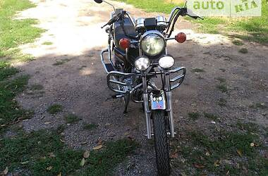 Мотоцикл Чоппер Lifan Road Wanderer 2012 в Баре