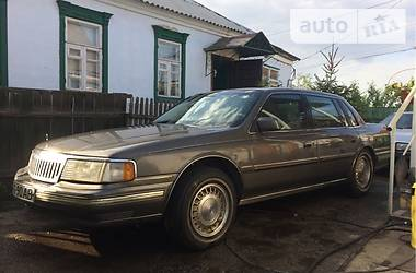 Lincoln Continental 1989 в Днепре