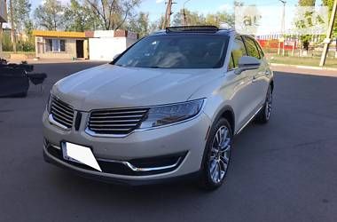 Lincoln MKX 2016 в Кривом Роге