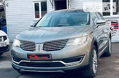 Lincoln MKX 2017 в Одессе