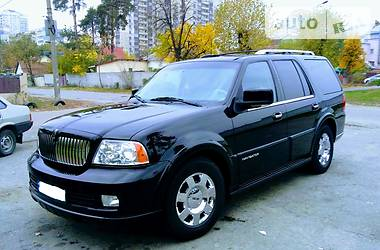 Lincoln Navigator 5.4L V8 2007