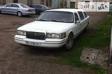 Lincoln Town Car 1994 в Мукачево