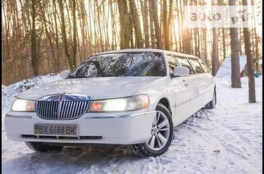 Lincoln Town Car 2001 в Киеве