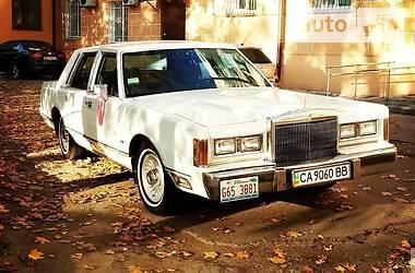 Lincoln Town Car 1989 в Виннице