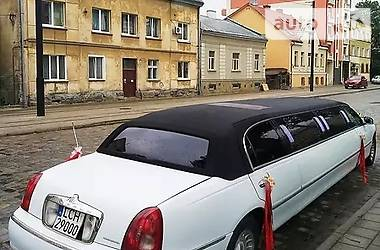 Lincoln Town Car 1999 в Львове