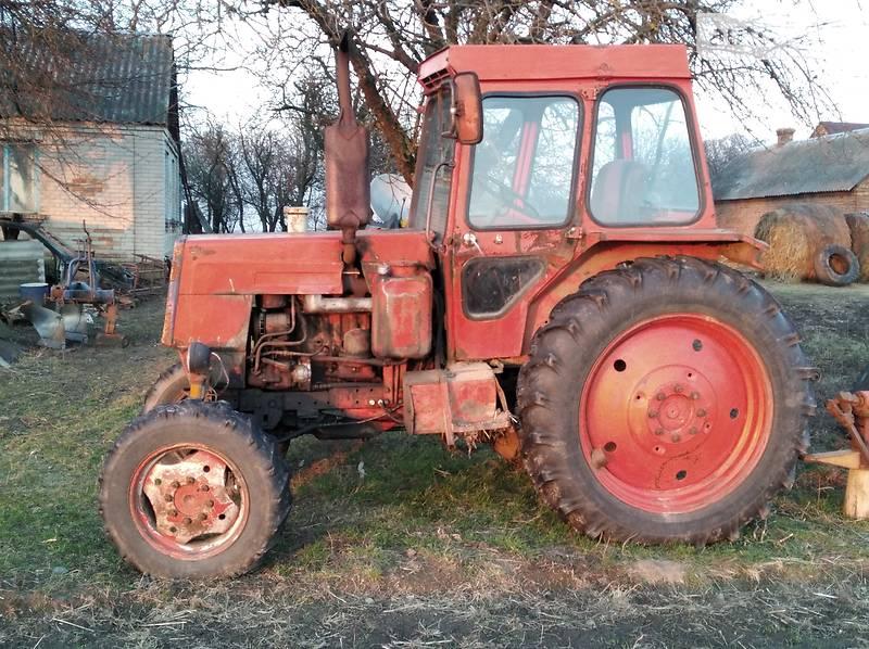 ЛТЗ 60 2008 в Луцке