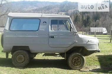 ЛуАЗ 969 Волынь 1992 в Косове