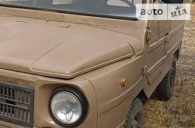 ЛуАЗ 969 Волынь 1996 в Гуляйполе