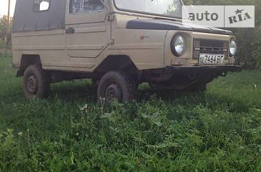 ЛуАЗ 969 Волынь 1991 в Луганске