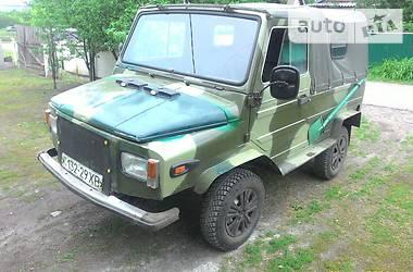 ЛуАЗ 969 Волынь 1989 в Доброполье