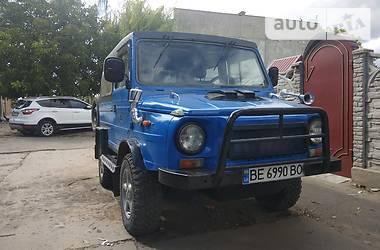 ЛуАЗ 969 Волынь 1989 в Николаеве