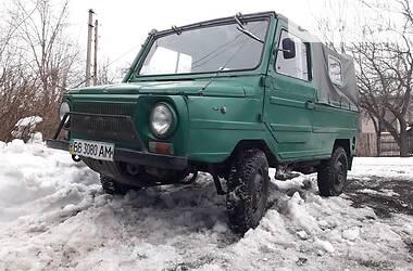 ЛуАЗ 969 Волынь 1992 в Хрустальном