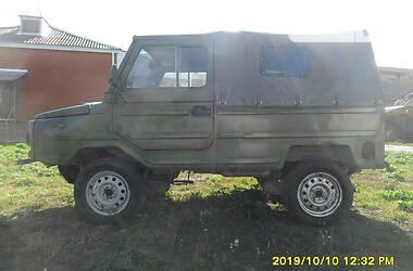 ЛуАЗ 969 Волынь 1993 в Новограде-Волынском