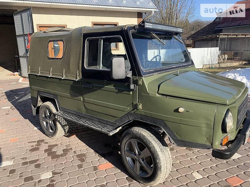ЛуАЗ 969 Волынь 1988 в Коломые