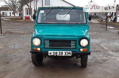 ЛуАЗ 969 Волынь 1988 в Баре