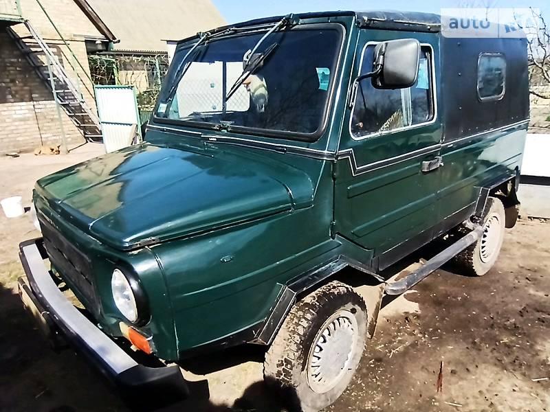 ЛуАЗ 969 Волинь 1987 в Таращі