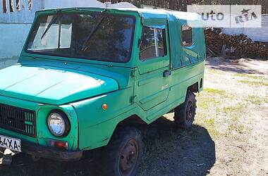 ЛуАЗ 969 Волынь 1991 в Дергачах