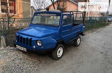 ЛуАЗ 969 Волынь 1991 в Надворной