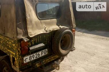 ЛуАЗ 969 Волынь 1988 в Сарнах