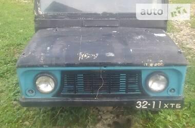 ЛуАЗ 969 Волынь 1975 в Косове