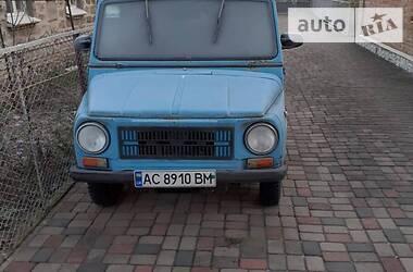 ЛуАЗ 969 Волынь 1987 в Луцке