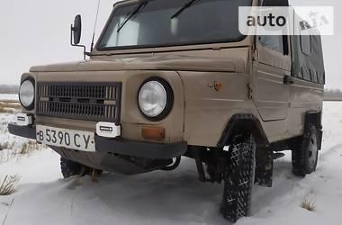 ЛуАЗ 969 Волынь 1986 в Глухове