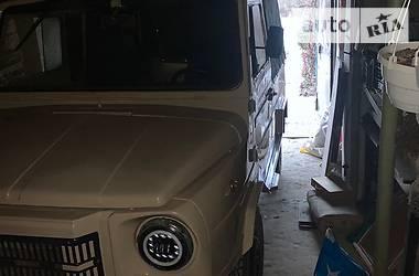 ЛуАЗ 969 Волынь 1993 в Великой Багачке
