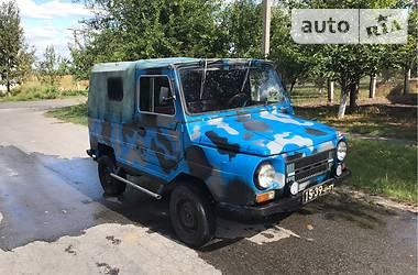ЛуАЗ 969М 1979 в Переяславе-Хмельницком