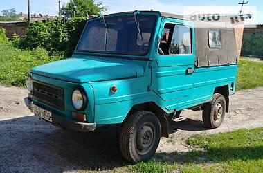 Позашляховик / Кросовер ЛуАЗ 969М 1987 в Зіньківі