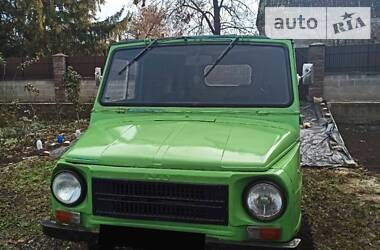 ЛуАЗ 969М 1987 в Шумске