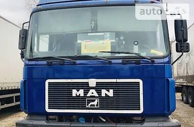 Фургон MAN 18.224 1998 в Харькове