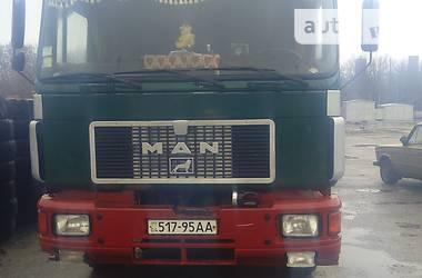 MAN 19.362 Unterflur 1989