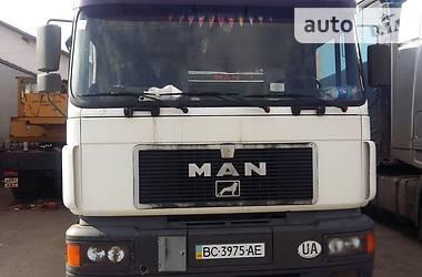 MAN 19.403 1997 в Дрогобыче