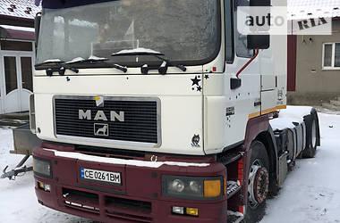 MAN 19.403 1998 в Черновцах