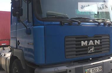 AUTO RIA – Продаж МАН 19 414 бу: купити MAN 19 414 в Україні