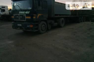 MAN 19.422 1994 в Новой Каховке